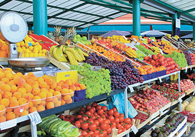 Shopping for whole, plant-based foods on a budget
