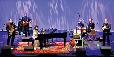 Center for Arts presents  Carole King tribute