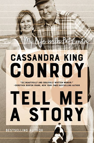 Fourth annual Pat Conroy  festival highlights wife's memoir