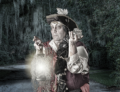 Ghost tours offered in Beaufort