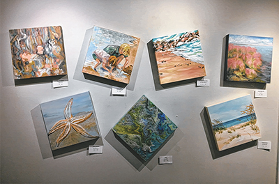 SOBA artists prove  'It's Hip to be Square'