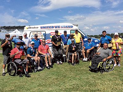 Adaptive Golf Challenge now open to players of all abilities