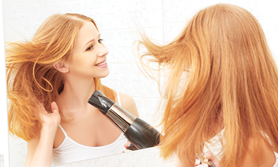 Keep your hair style fresh with a few simple steps