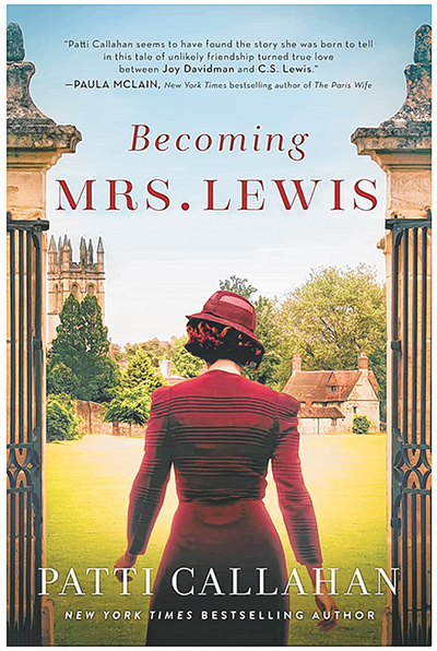 'Becoming Mrs. Lewis' celebrates little-known writer, muse