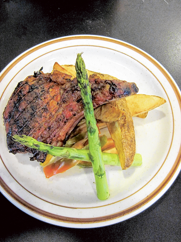 Butcher's Market & Deli offers dinner - their place or yours