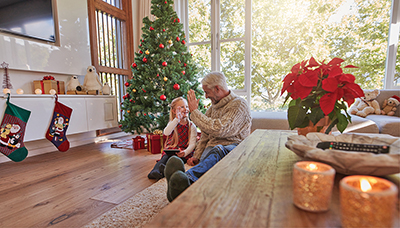 Make sure your home is tech-ready for the holidays