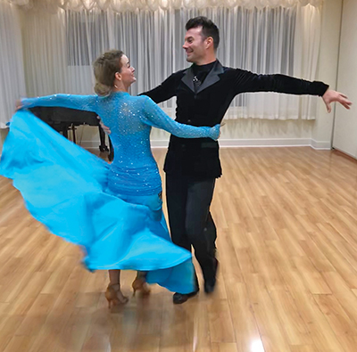 Spin, dip and whirl around the dance floor in Viennese Waltz