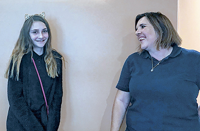 Local teen wins contest for free braces and a new smile