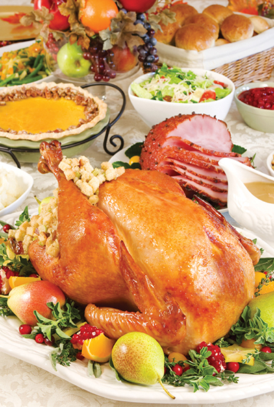 Thanksgiving, the forgotten holiday, sets tone for season