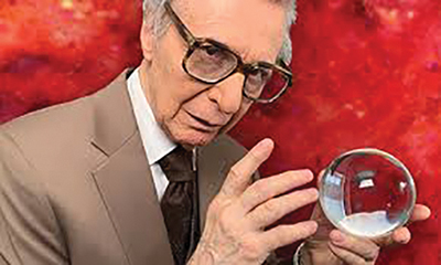 Kreskin to amaze audiences at Arts Center