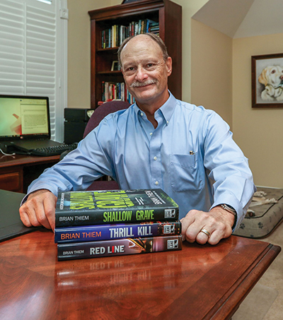 'Shallow Grave' good read by former homicide detective