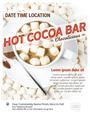 Hotcocoabar poster 01