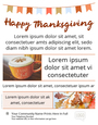 Thanksgiving poster artboard 1