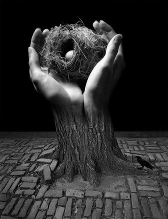 Jerry Uelsmann: On the Fringes of Understanding :: Black & White ...