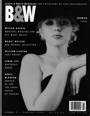 No. 1 Spring 1999 : B&W : For Collectors of Fine Photography