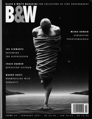 No. 11 February 2001 : B&amp;W : For Collectors of Fine Photography