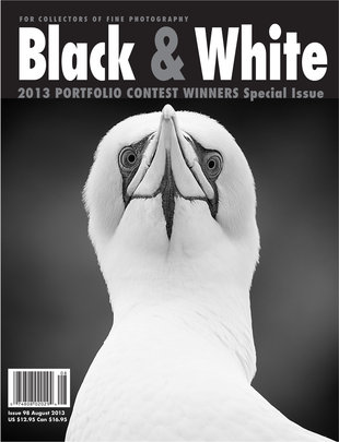 No. 98 August 2013 : Black & White : For Collectors of Fine Photography
