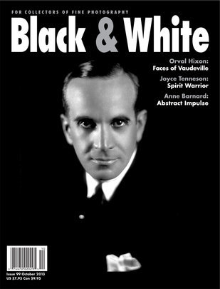 No. 99 October 2013 : Black & White : For Collectors of Fine Photography
