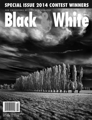 No. 101 February 2014 : Black & White : For Collectors of Fine Photography