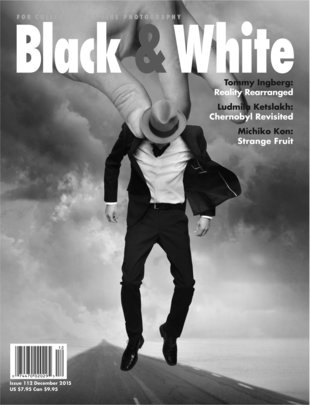 No. 112 December 2015 : Black & White : For Collectors of Fine Photography