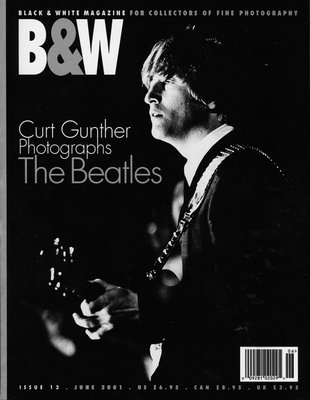 No. 13 June 2001 : B&W : For Collectors of Fine Photography