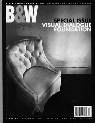 No. 16 December 2001 : B&W : For Collectors of Fine Photography