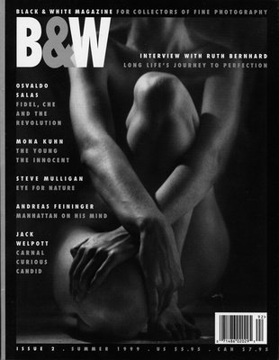 No. 2 Summer 1999 : B&amp;W : For Collectors of Fine Photography