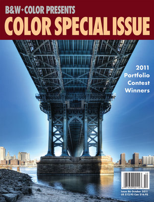 No. 86 October 2011 : COLOR : For Collectors of Fine Photography