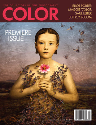No. 1 April 2009 : COLOR : For Collectors of Fine Photography