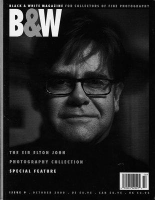 No. 9 October 2000 : B&W : For Collectors of Fine Photography