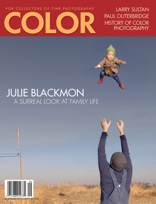 No. 3 September 2009 : COLOR : For Collectors of Fine Photography