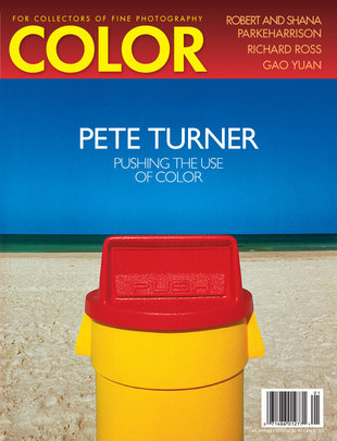 No. 5 January 2010 : COLOR : For Collectors of Fine Photography