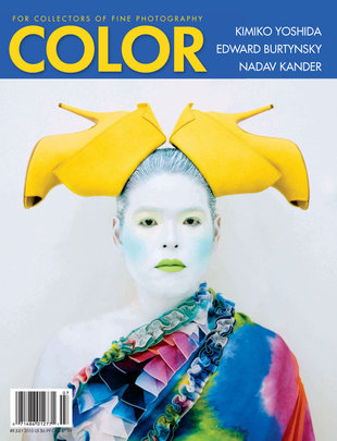 No. 8 July 2010 : COLOR : For Collectors of Fine Photography