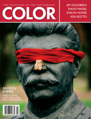 No. 11 January 2011 : COLOR : For Collectors of Fine Photography