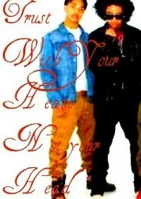 Trust With Your Heart Not Your Head(A Princeton and Roc Royal Love Story)