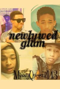 Newlywed Glam :: Jacob Latimore, Jaden Smith, Khalil Sharieff, and Diggy Simmons
