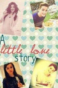 A Little Love Story (A Finn Harries Love Story)