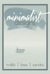 minimalist designs // closed