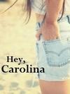 Hey, Carolina