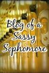 Blog of a Sassy Sophomore