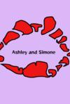 Ashley and Simone