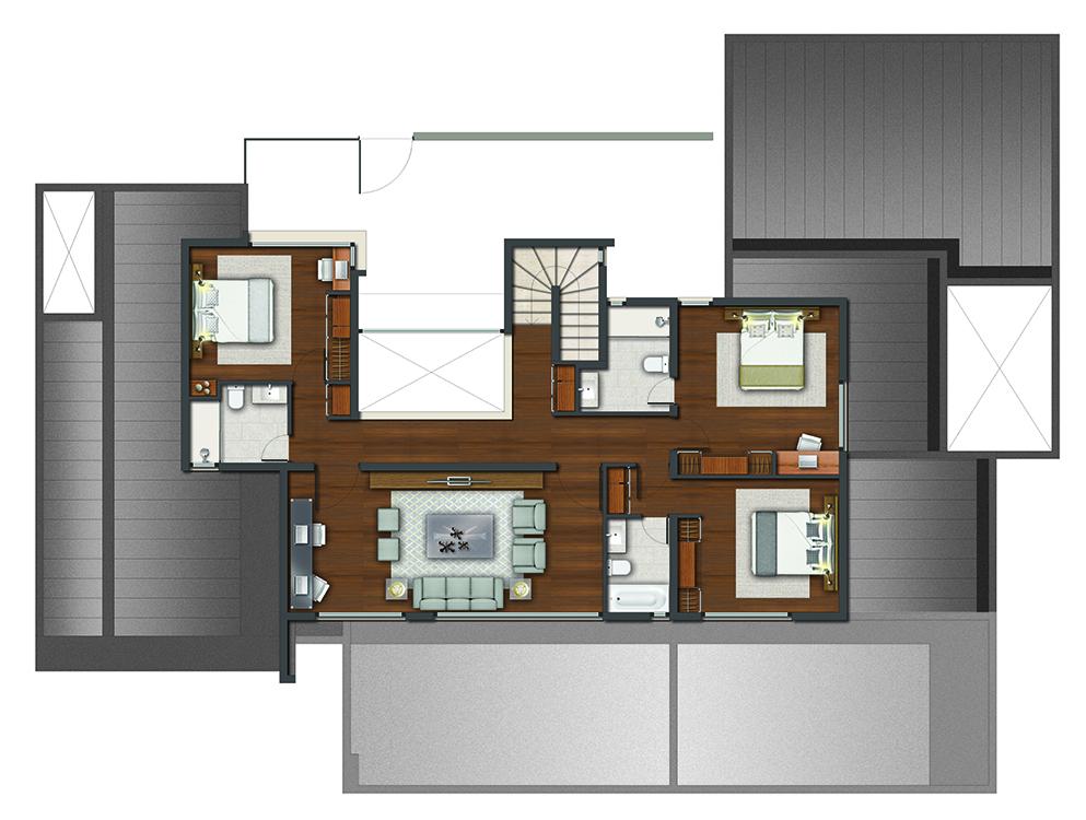 Casa3 piso 2