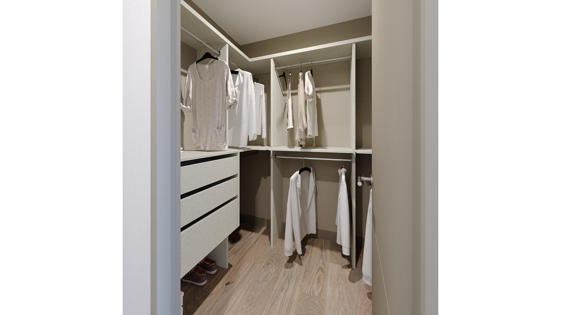 Dptod closet