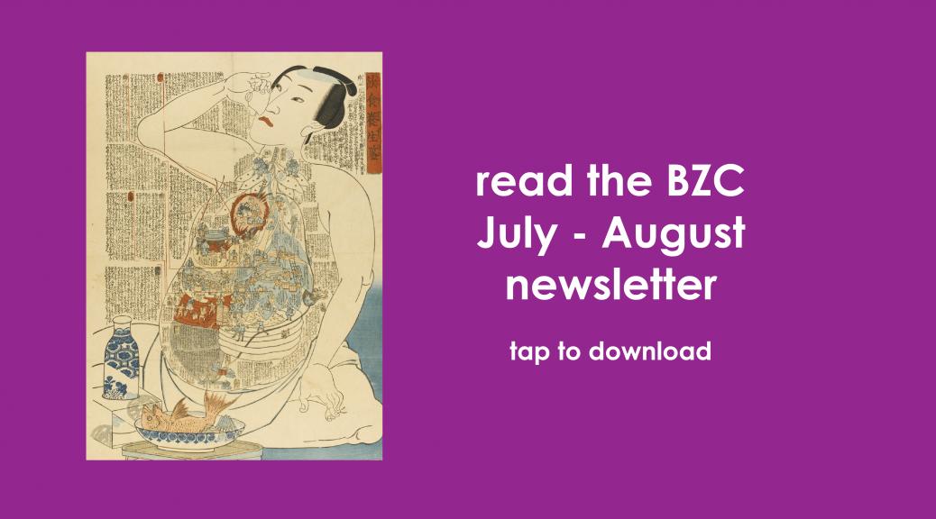 2019 July-August BZC Newsletter