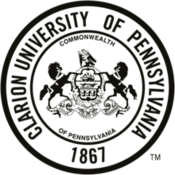 Clarion university seal