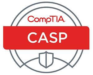 Comptia casp logo