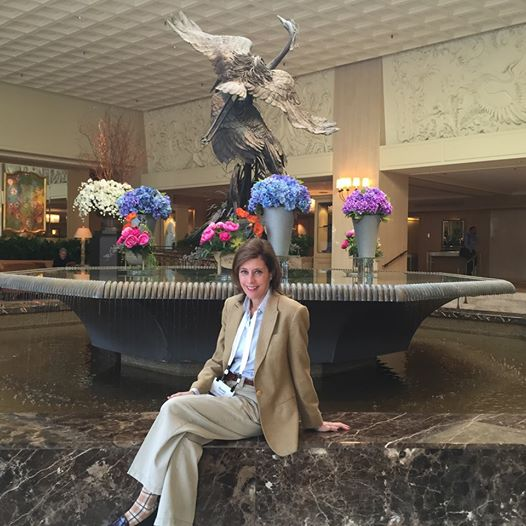 Susan chernoff fountain