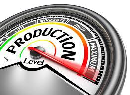 Professional web profile image for production increase