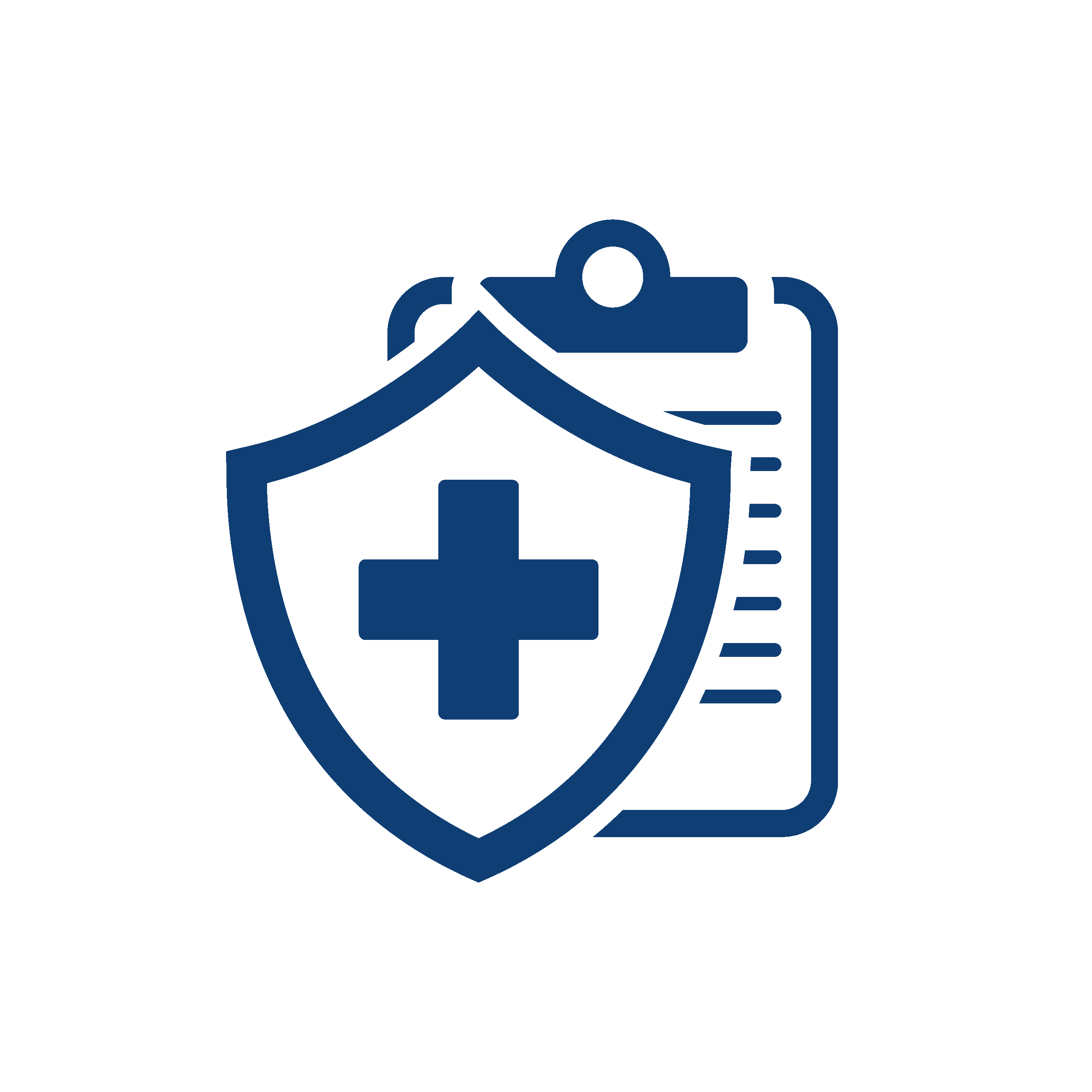 Health insurance blue