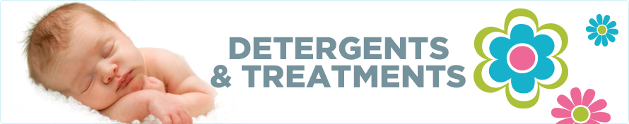 Detergents & Treatments